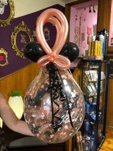 Ballonverpackung